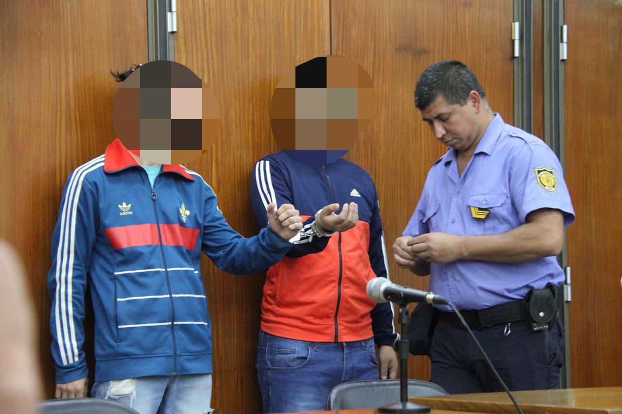 General Pico: 18 meses de prisión preventiva para los secuestradores extorsivos que detuvieron el día sábado