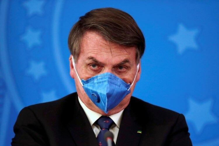 Coronavirus: Bolsonaro pidió reabrir escuelas y levantar los confinamientos