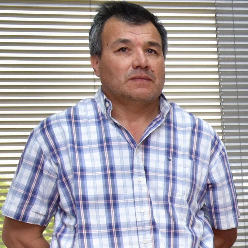 """""""Les pedimos a los vecinos de las zonas 5 y 6 que no saquen la basura especial"""", dijo Alberto Campo, secretario de servicios públicos del Municipio de Pico"""