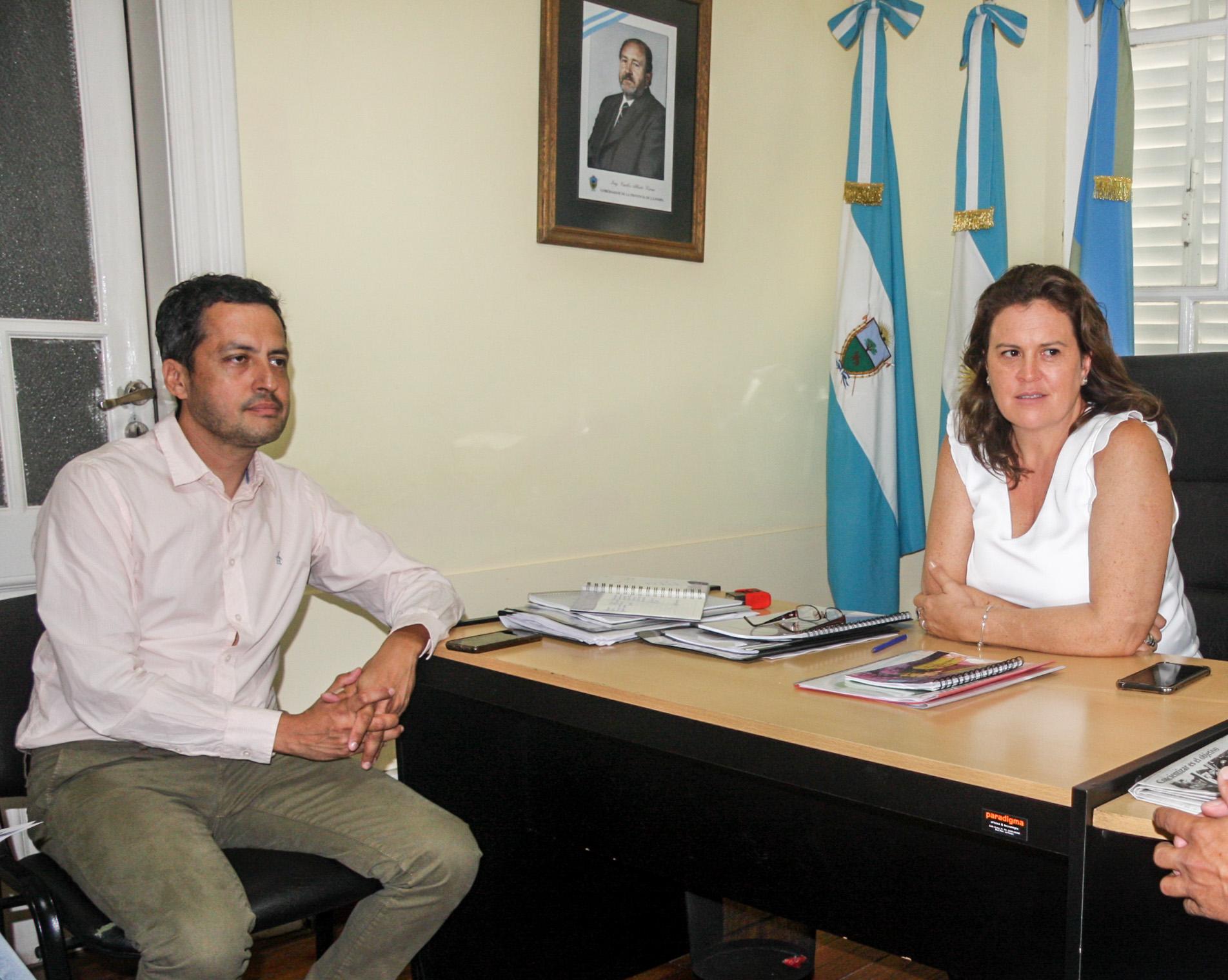 El dirigente de Ferro, Ariel Hernández, se hará cargo del PAMI en General Pico