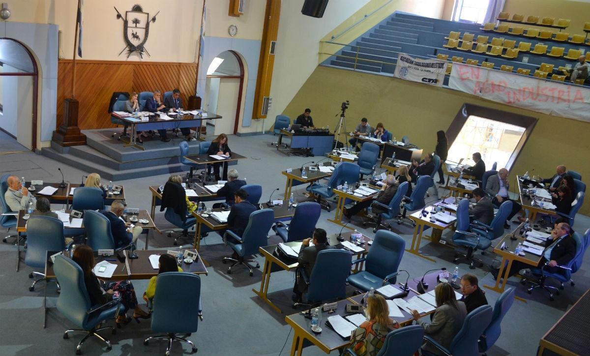 Todos los diputados provinciales aportarán al Fondo Solidario