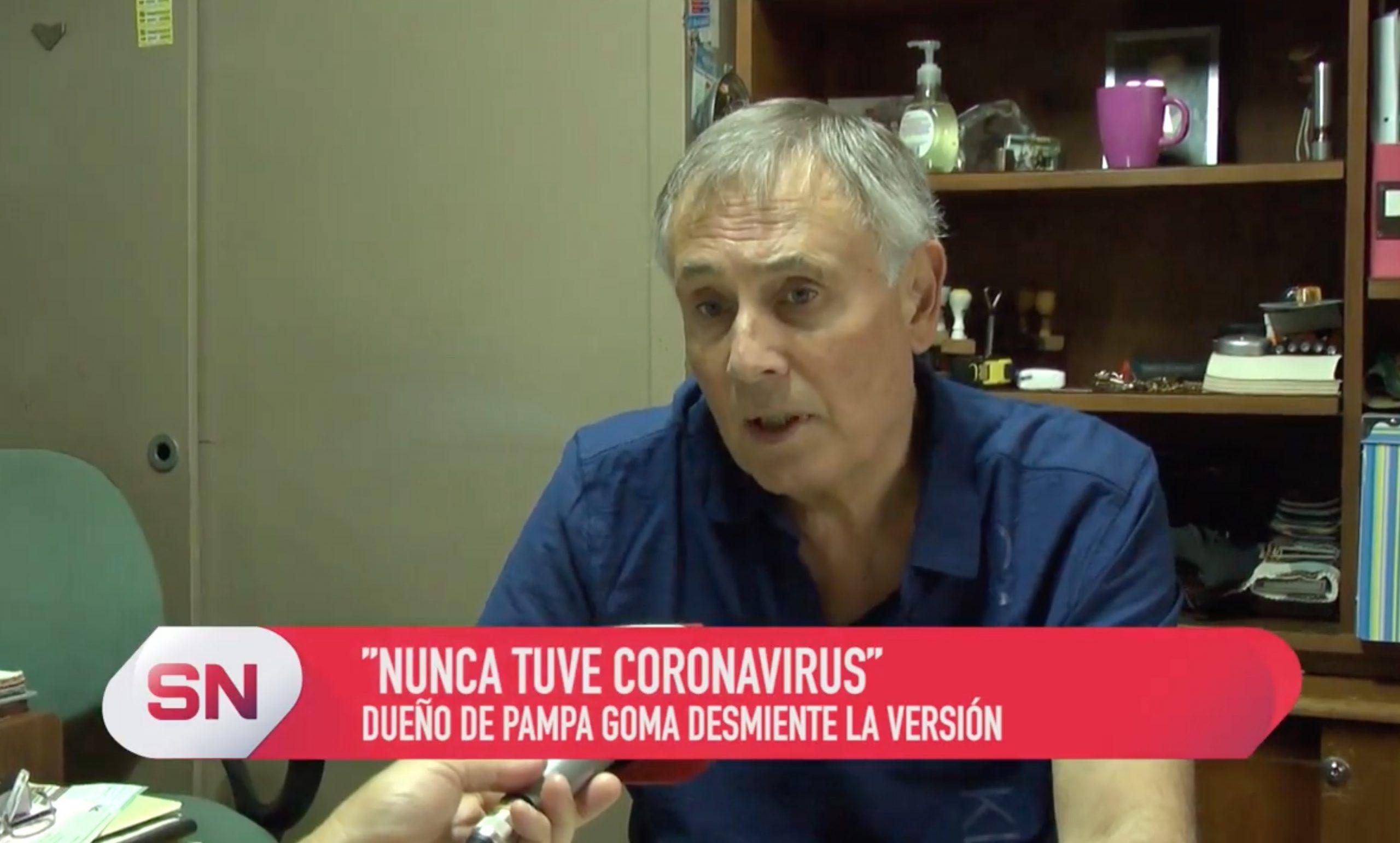«Se corrió la bola de que tengo coronavirus y no viene nadie al negocio» la historia del santarroseño víctima del chisme y algún medio de comunicación