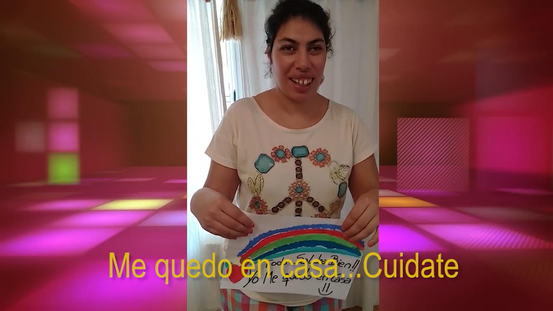 """""""Quedate en Casa"""": chicos del programa Eliminación de Barreras realizaron un video de concientización"""
