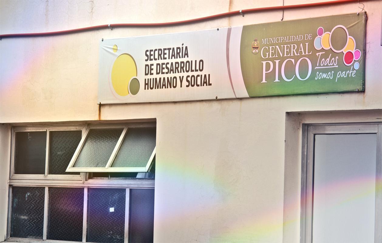 Desarrollo social en General Pico suspendió actividades y piden evitar ir a las dependencias
