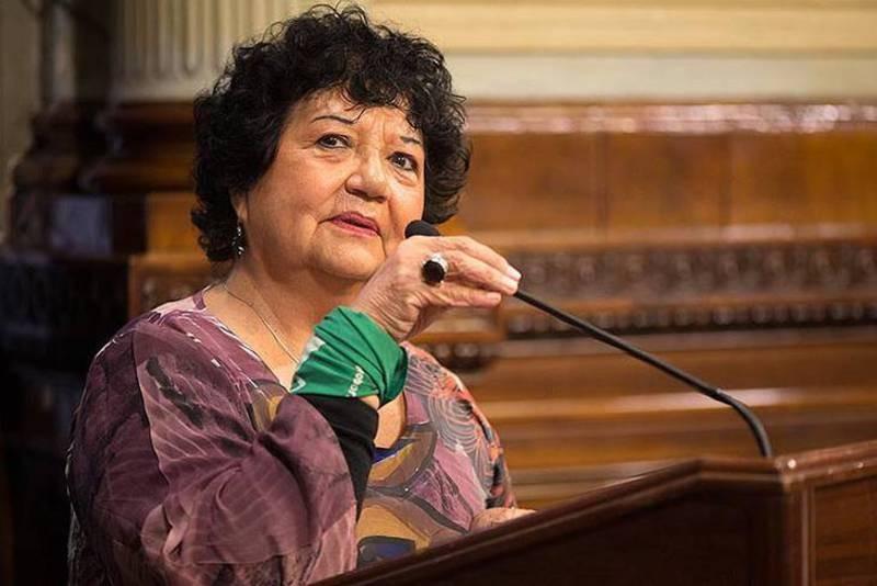 """La pampeana Dora Barrancos aseguró que """"frente a la crisis humanitaria en las cárceles el respeto de los Derechos Humanos debe ser el centro de la discusión"""""""