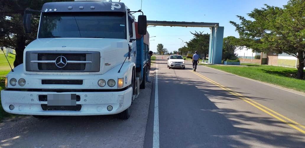 Formalizaron al camionero y el amigo: Prisión domiciliaria para uno, el segundo cumplirá en la comisaría de Trenel
