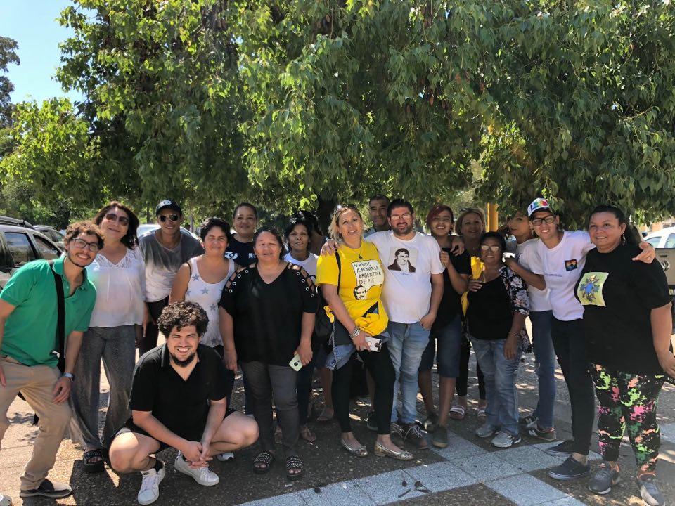 """Funcionarios piquenses acompañaron a dirigentes y militantes de distintas organizaciones al foro """"hacia un plan contra la violencia de género"""""""