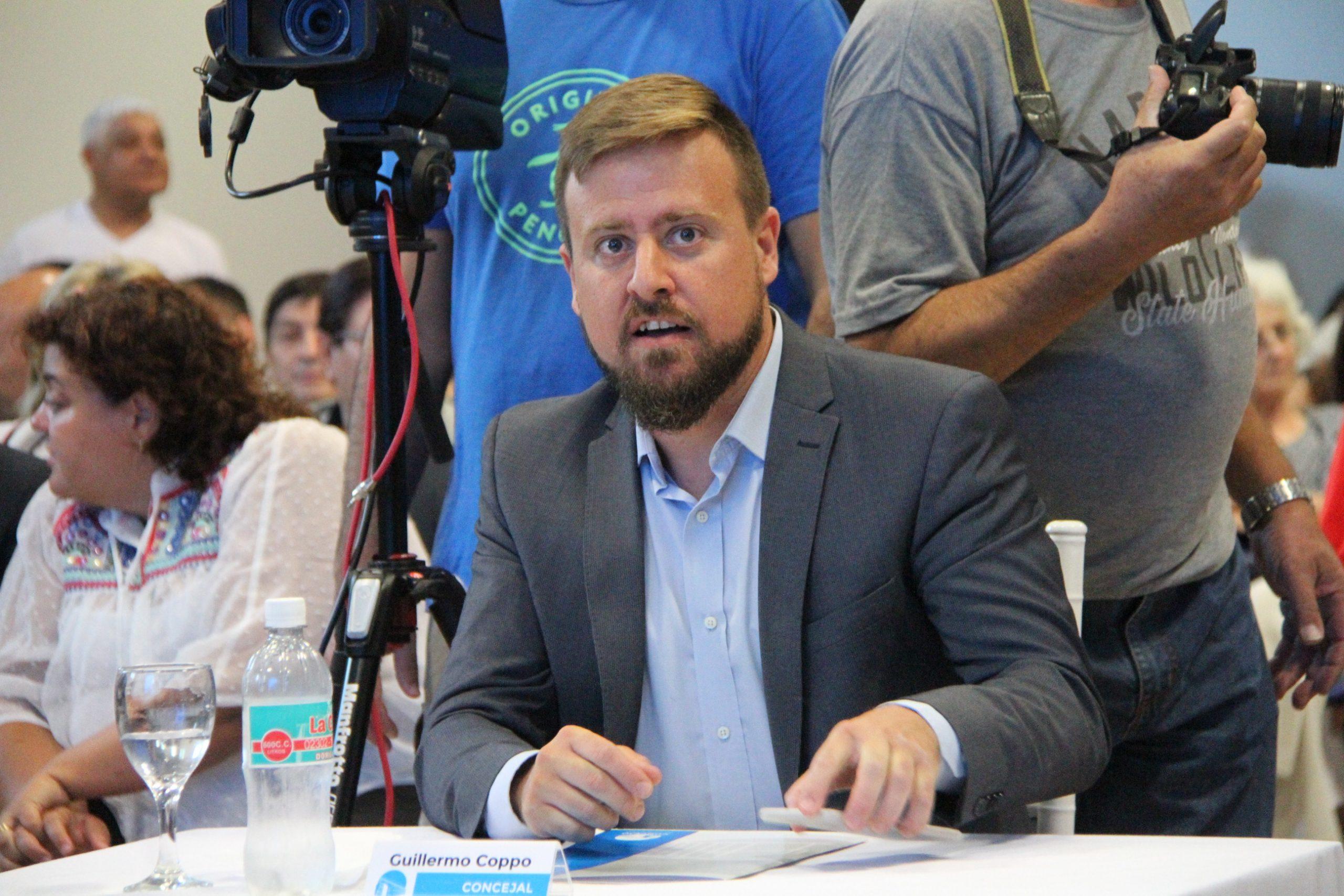 """La oposición pidió frenar el cobro de las cuadras de asfalto: """"Hay un grado de desinformación muy grande para un tema tan complejo"""", dijo Coppo"""