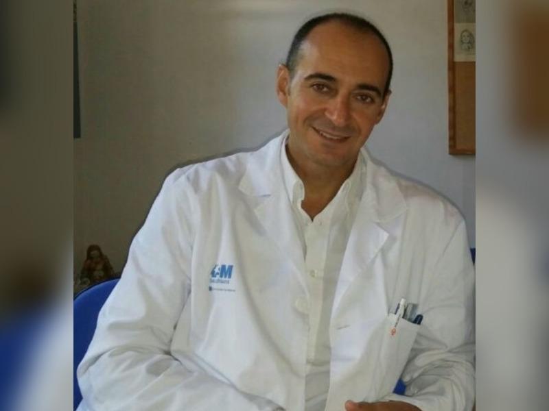 """El médico piquense radicado en España, Hugo Juan, habló de la drámatica situación que se vive por el Coronavirus: """"Es todo muy complejo, pero de esto salimos entre todos"""""""