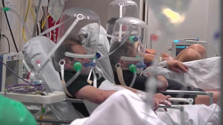 Italia reportó 627 muertos en las últimas 24 horas y ya son 4.032 los fallecidos por coronavirus