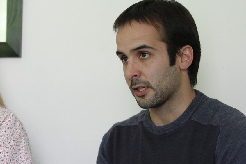 El hisopado al piquense, Martín Maquieyra, dio negativo