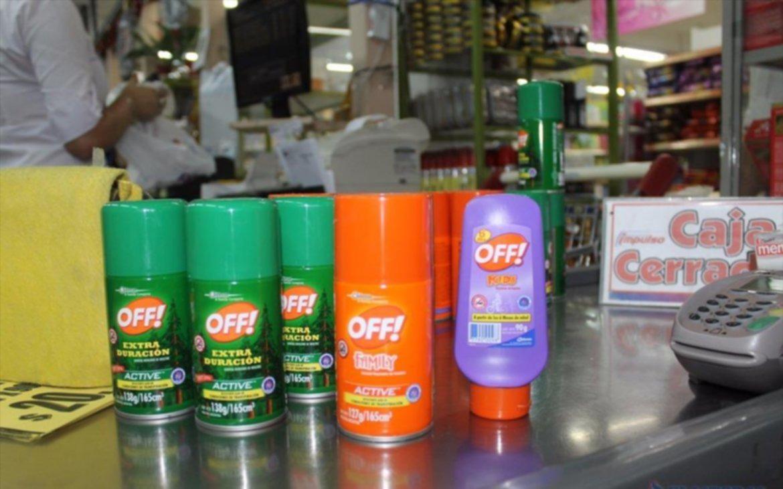 Se acabó el repelente para mosquitos en General Pico y hay escasez de insecticidas