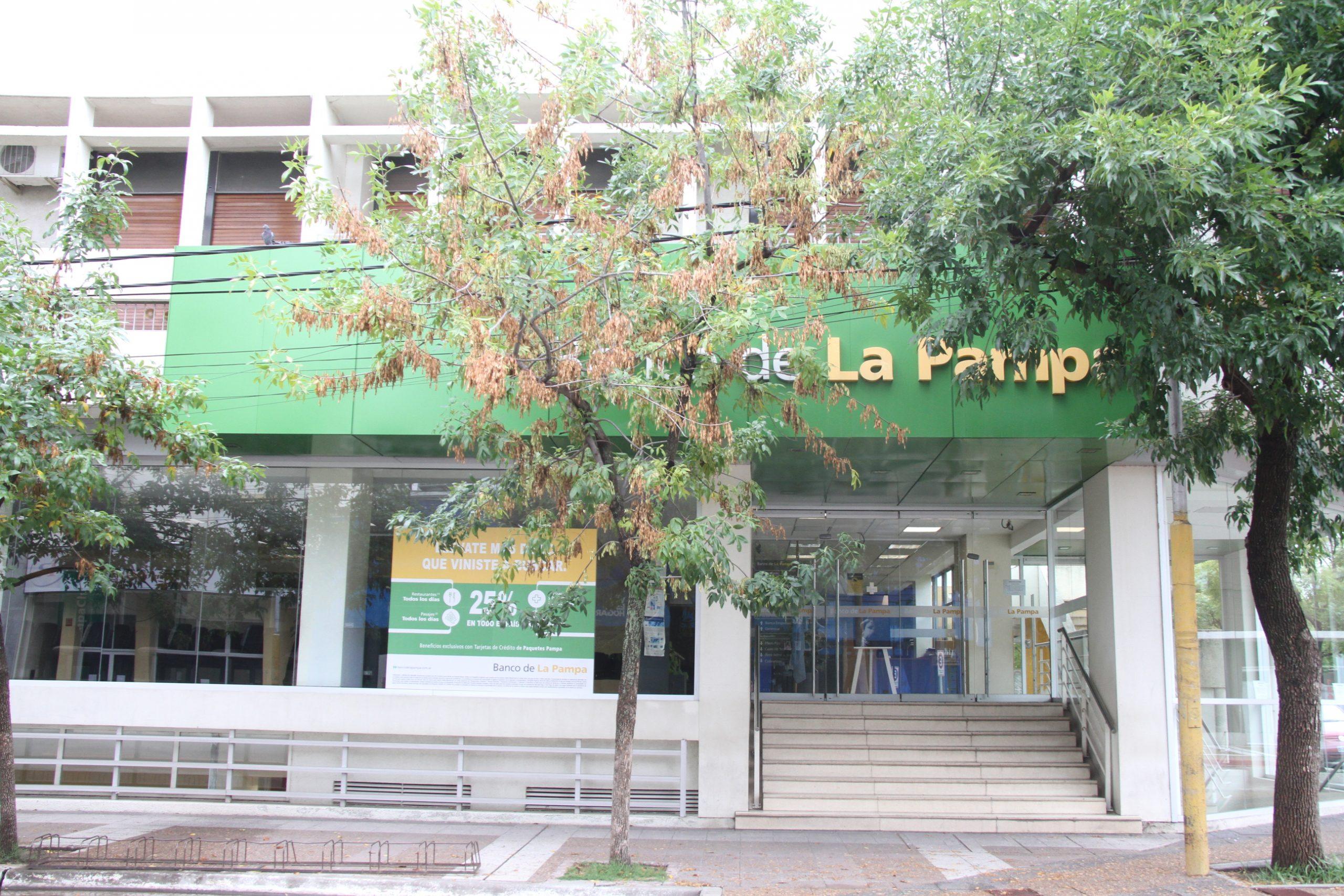 Atención: El Banco de La Pampa dio a conocer los detalles de la atención al público a partir de mañana