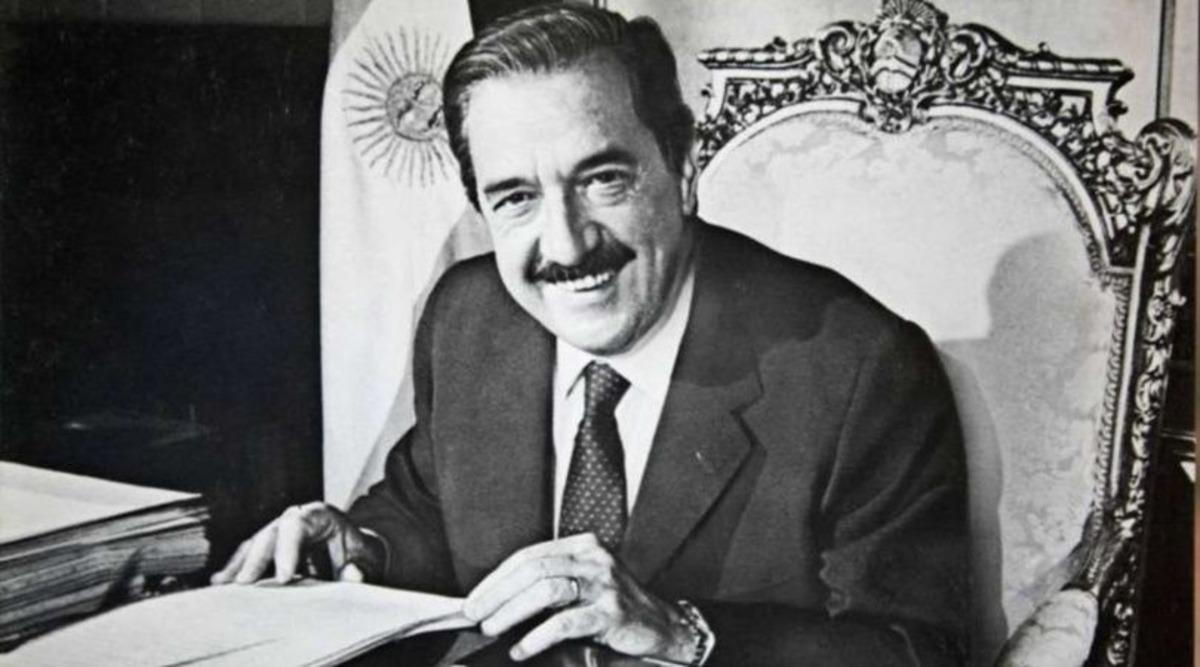 Se cumple un nuevo aniversario del nacimiento de Raúl Alfonsín