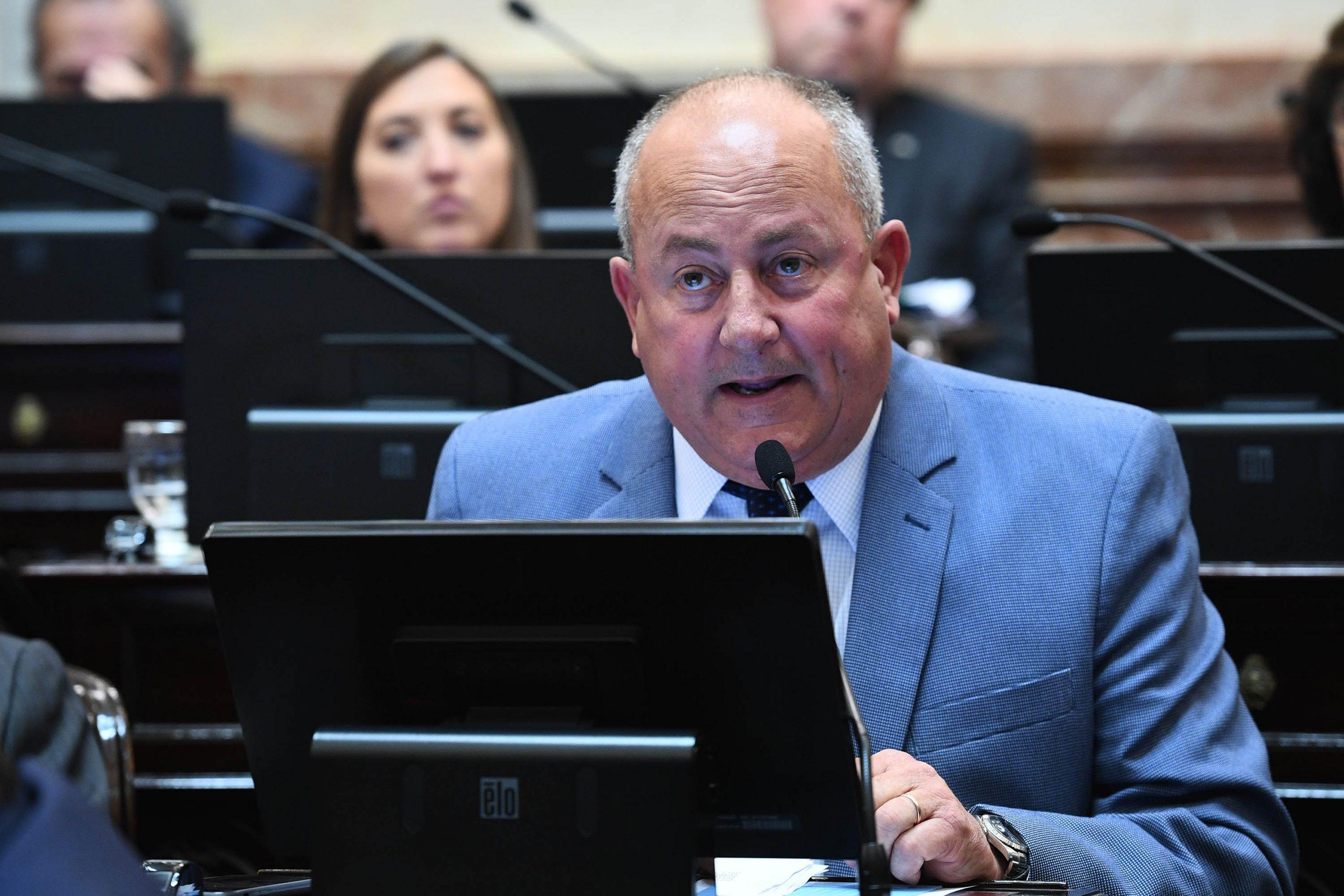 """El senador Marino reclamó por Portezuelo del Viento: """"COIRCO no puede ser ajeno a las decisiones que se tomen"""""""
