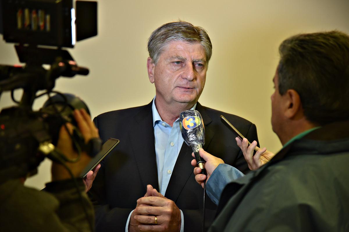 Ziliotto destacó la situación sanitaria de La Pampa y anunció créditos para el sector industrial