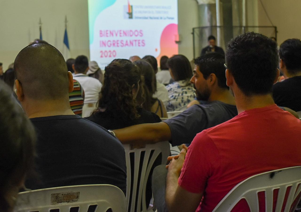 Día histórico: llegó la Universidad Nacional de La Pampa a Realicó