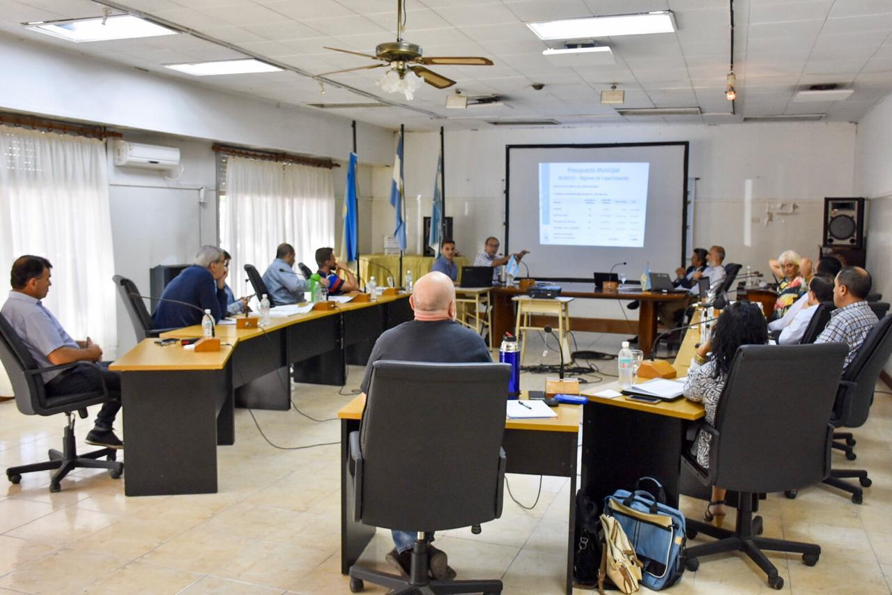 Mañana inicia el período de sesiones ordinarias del Concejo Deliberante de General Pico