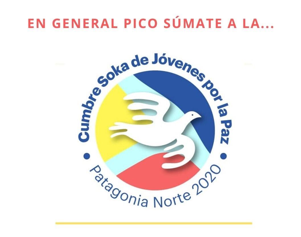 """General Pico vivirá la """"Cumbre Soka"""" de Jóvenes por la Paz"""