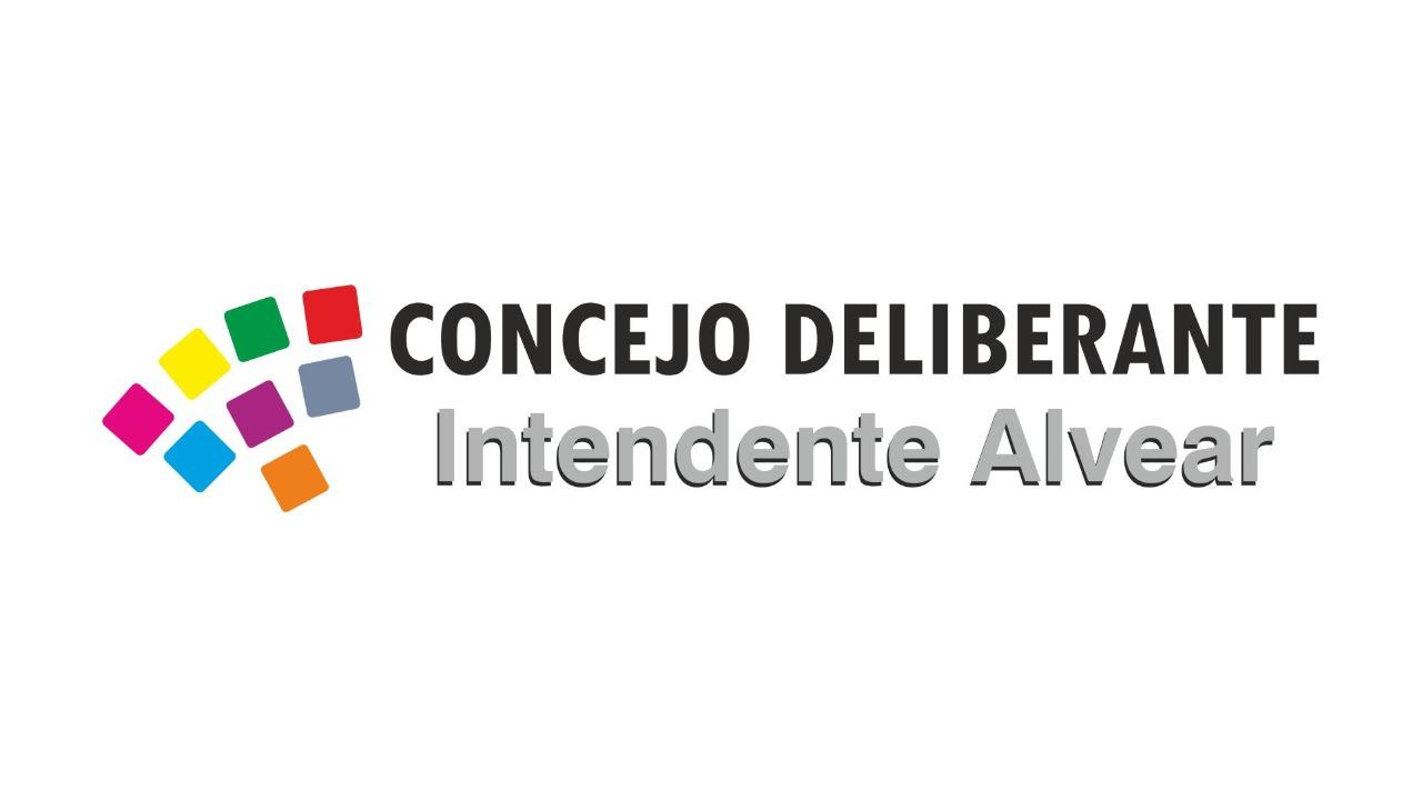Juan Pablo Nieto es el ganador del concurso del isologotipo del Concejo Deliberante de Intendente Alvear
