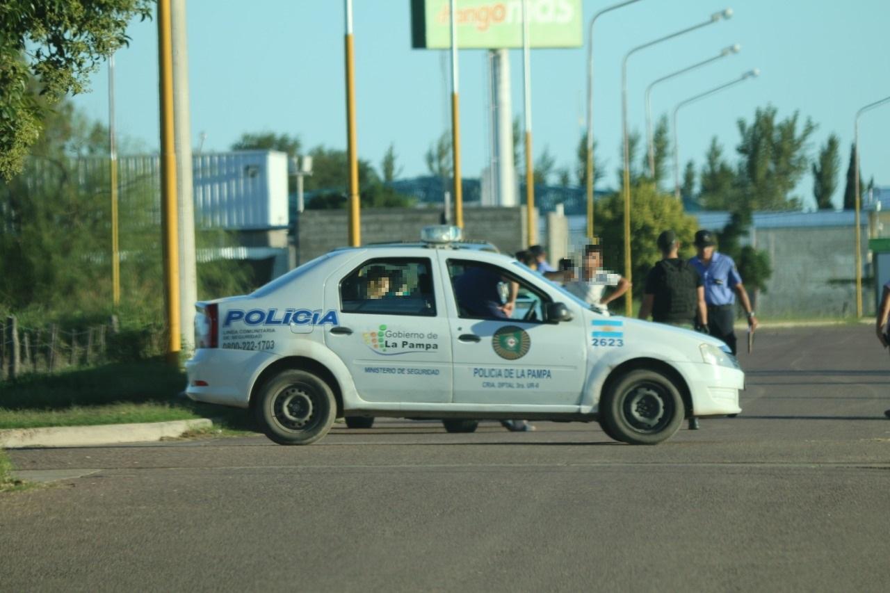 Hoy demoraron 77 personas en General Pico por transgredir la cuarentena obligatoria