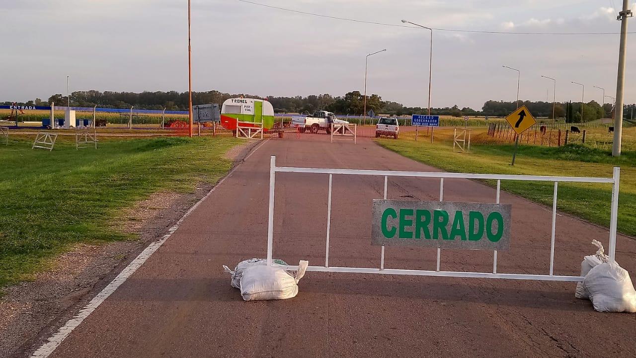 El Superior Tribunal de Justicia intimó a los intendentes a no colocar barricadas en los accesos