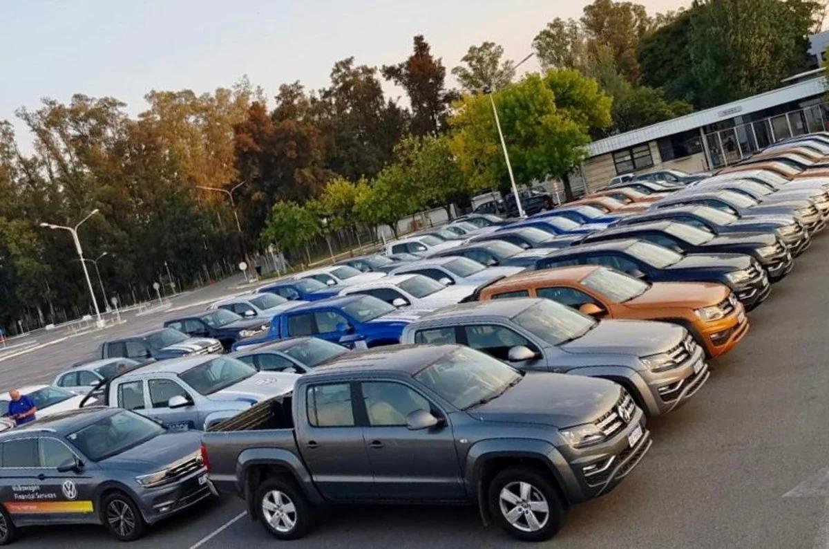 Coronavirus en Argentina: Volkswagen y Ford ofrecen sus flotas de vehículos a medicos