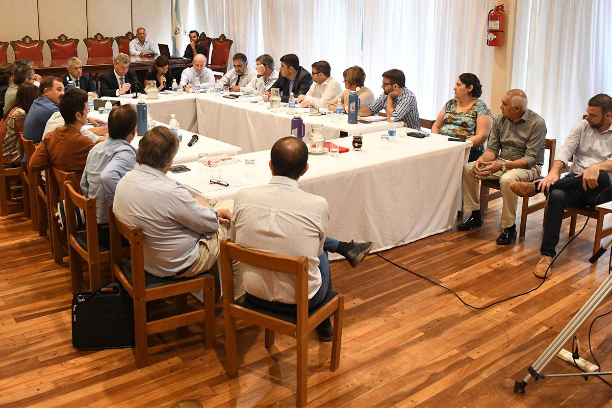 Coronavirus en La Pampa: Ziliotto convocó al comité de crisis provincial para las 17 horas