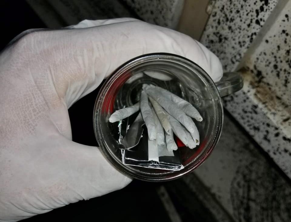Toxicomanía allanó y secuestró marihuana y dinero en efectivo en General Pico