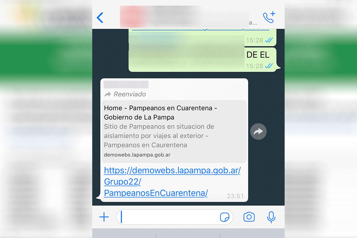 Circuló un listado de forma irresponsable en La Pampa, creció la paranoia colectiva y ahora ¿cómo lo solucionamos?