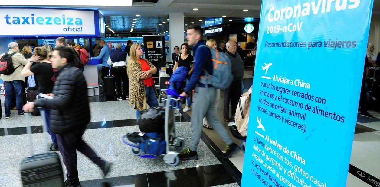 Por el coronavirus, el Gobierno Nacional dispuso una licencia excepcional para los que viajaron al exterior