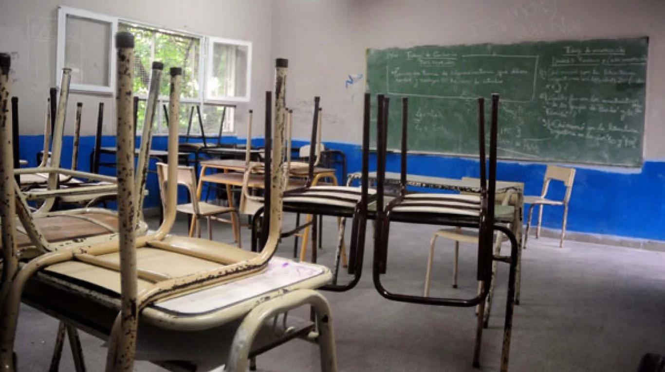 Vuelta a clases en La Pampa: Ziliotto no confirmó fecha pero admitió que están trabajando en un protocolo