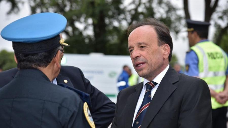 """""""Vamos a proteger nuestra Policía separando a los que cometan abusos"""", afirmó el ministro de Seguridad de La Pampa"""