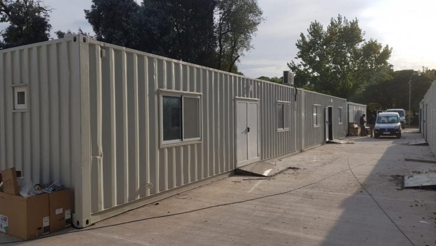 Los hospitales modulares de General Pico y Santa Rosa sumarán más de un centenar de camas