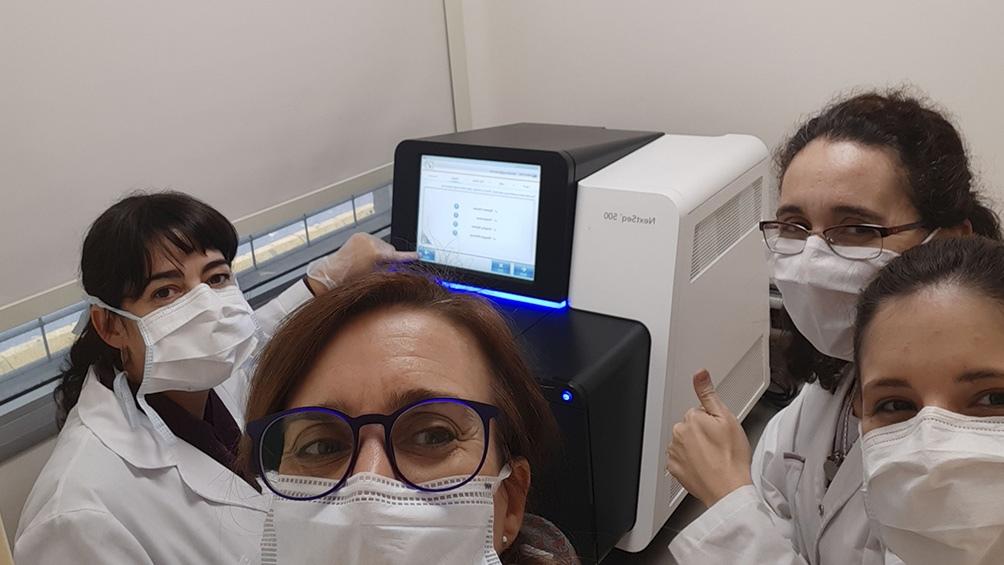 Científicas argentinas identifican la secuencia genética de 26 cepas del coronavirus