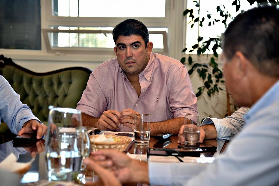 """Controles de precios: """"No queremos que los pampeanos paguen de más"""", dijo Daniel Bensusán"""