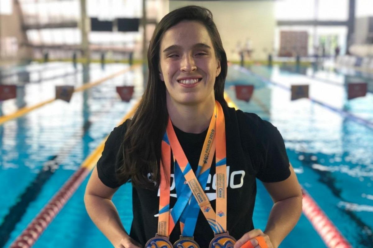 """La piquense Anita Pellitero habló de los Juegos Paralímpicos de Tokio: """"Es el objetivo máximo del año"""""""