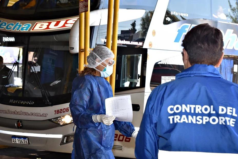La Pampa sigue con 5 casos de Coronavirus y desde Salud confirmaron que siguen monitoreando 101 casos de personas que llegaron del exterior