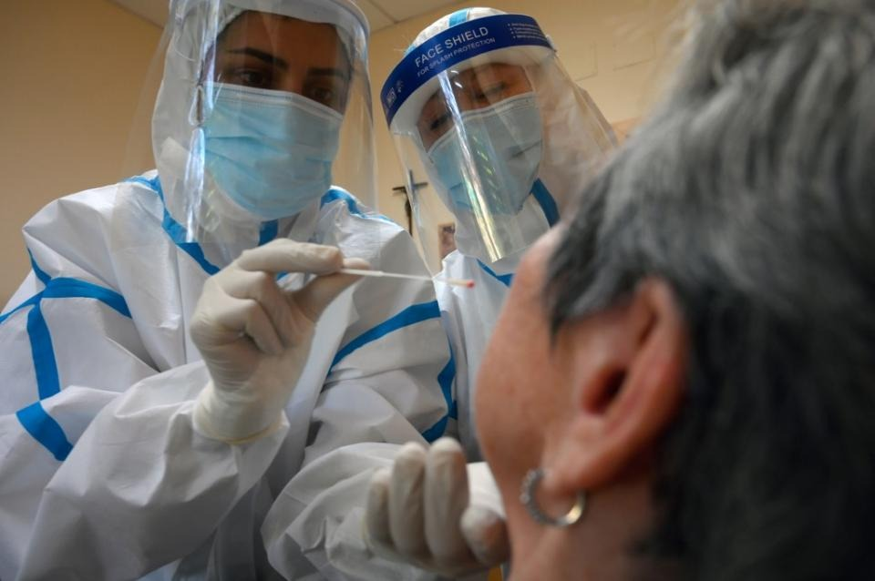 Hoy hubo 10 muertes y 98 nuevos casos de Coronavirus en Argentina