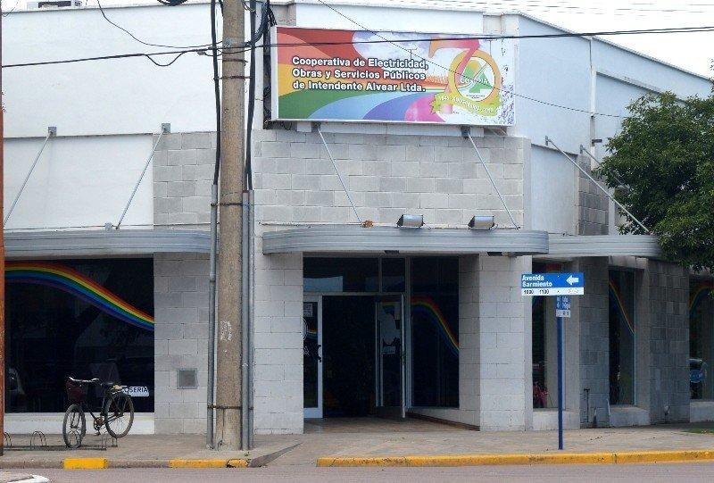 La cooperativa de Intendente Alvear cumplió 75 años y recibió el saludo de la Biblioteca Renovación