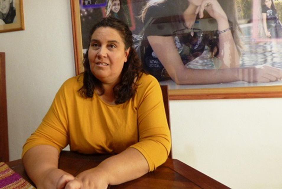 """El """"sueño del disco propio"""" llegó para la achense Lila Acevedo"""