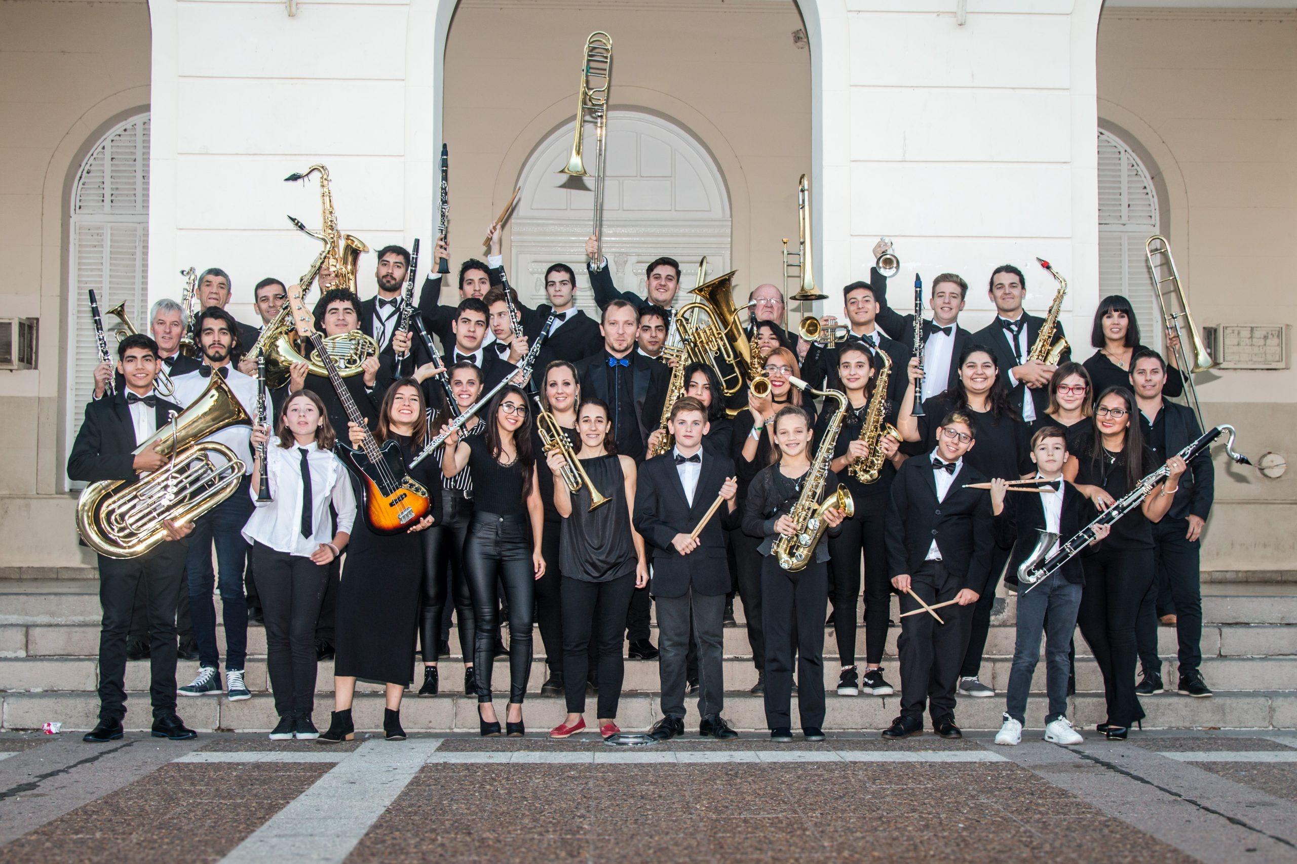 Esta noche el Ensamble de Vientos y Percusión revivirá para todos el concierto que dio en el CCK a través de las redes sociales