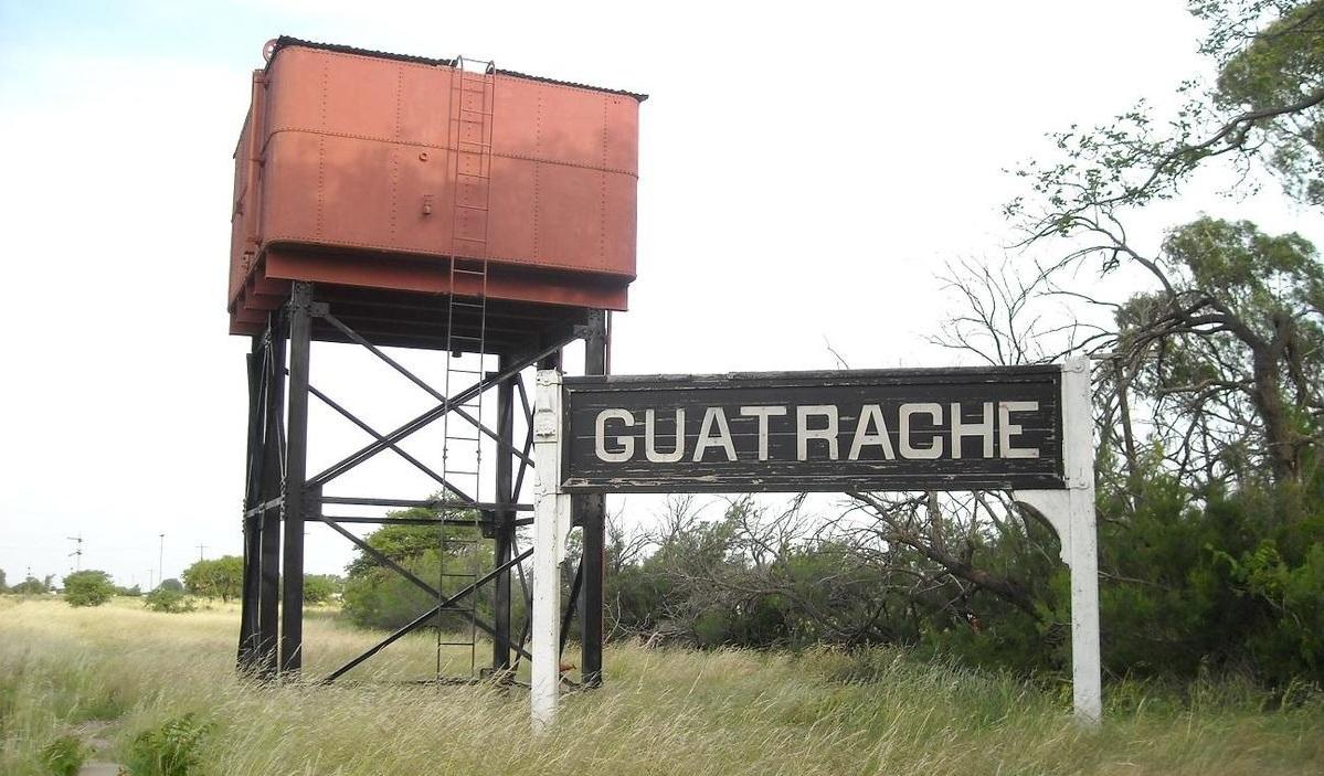 ¡Hoy se conmemora el 112º aniversario de Guatraché!