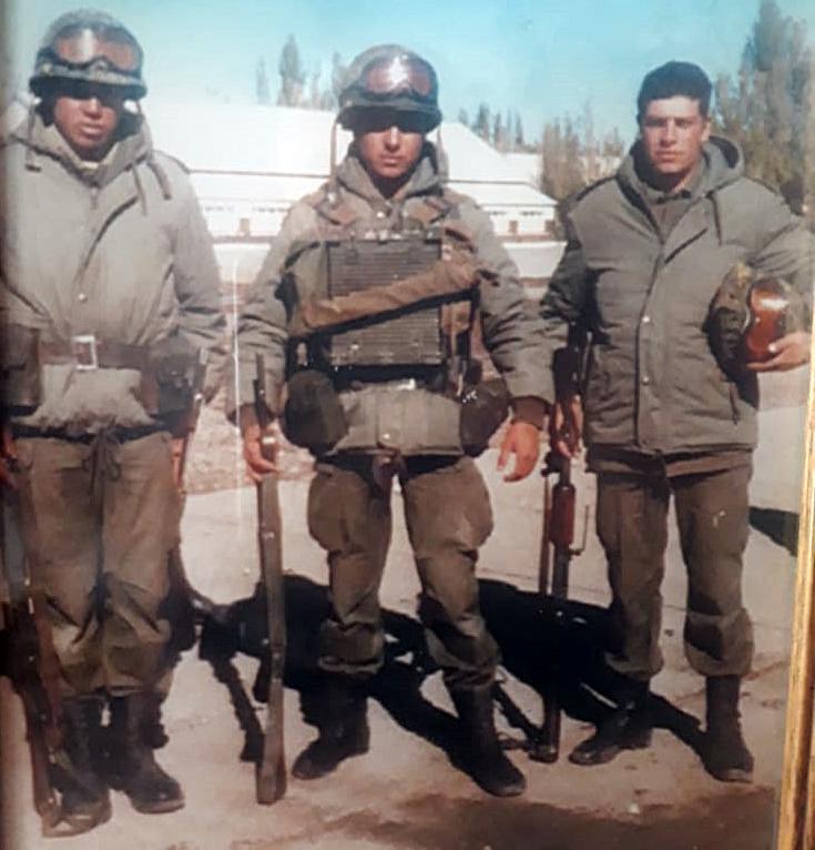 Héctor Jofré, el ex combatiente que pudo volver a Malvinas 33 años después