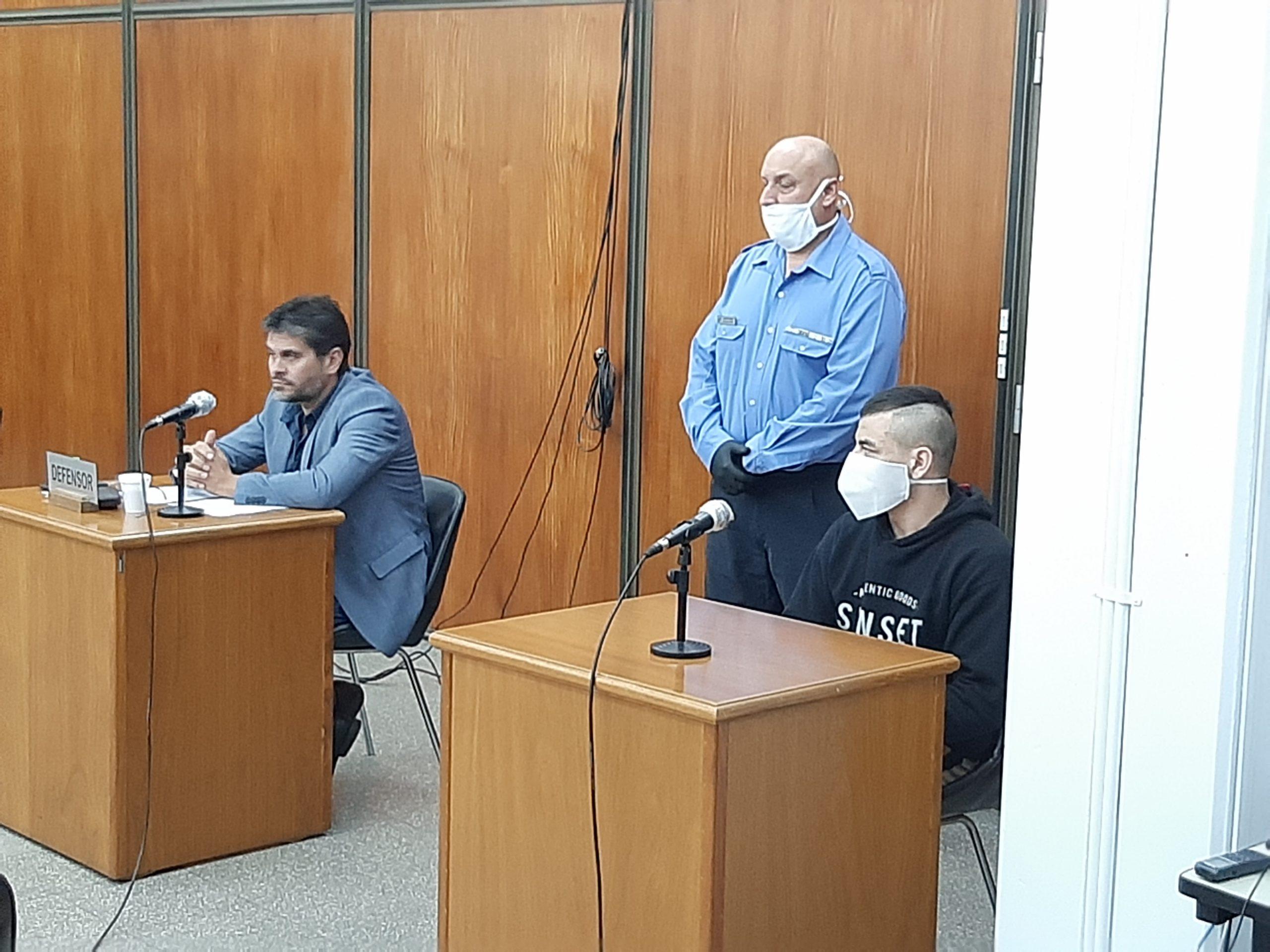 """Tamboras del Viento se refirió a la prisión perpetua dictada a Enzo Gauna: """"Celebramos que la Secretaría de la Mujer haya participado como querellante"""""""