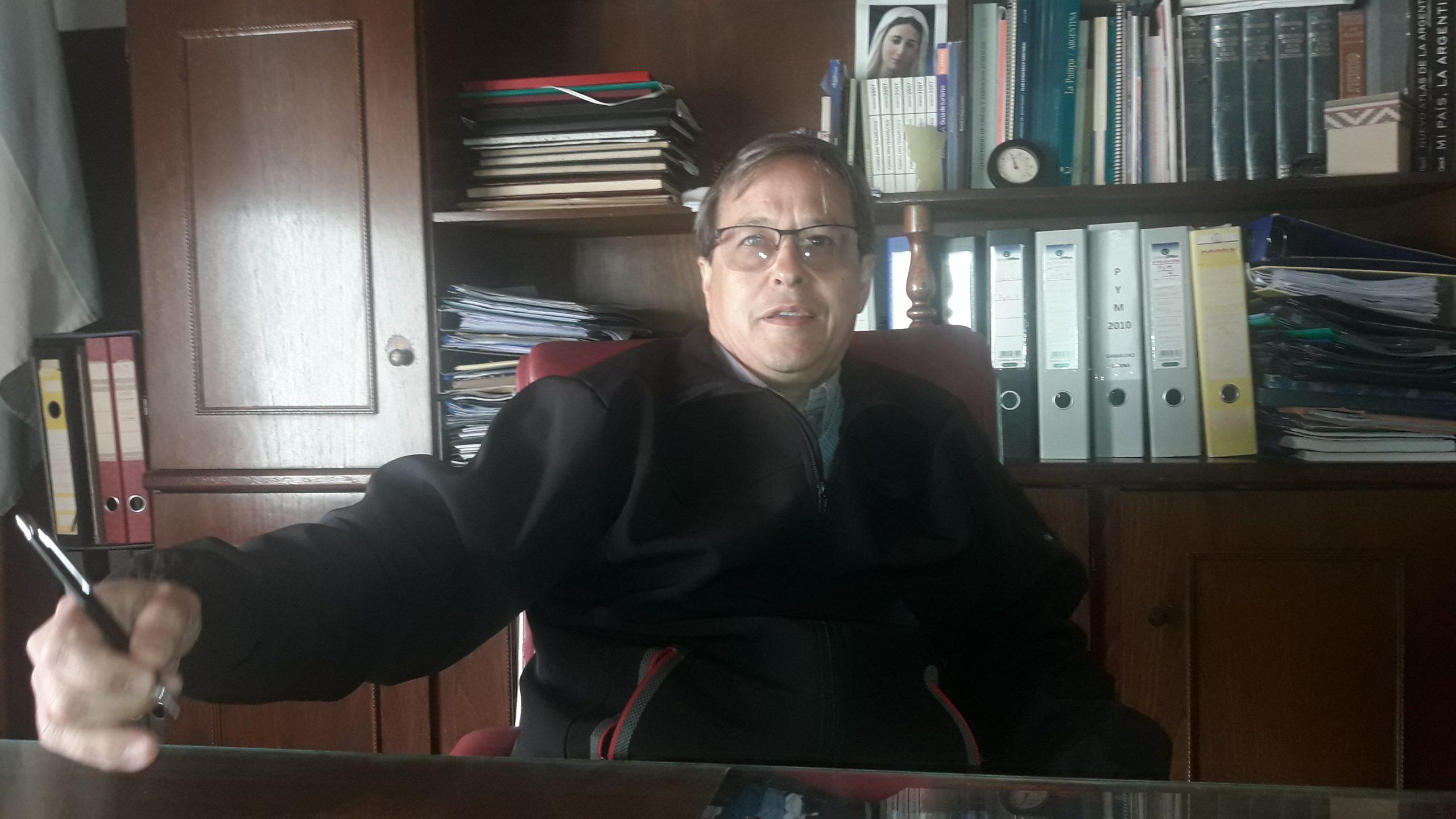 Hilario Lagos: se reunió el Comité de Crisis para analizar y actualizar información sobre la situación del Covid-19