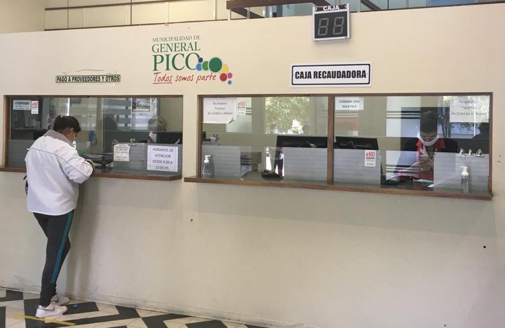 La oficina de Rentas abre esta semana de 8 a 13 horas según la terminación del DNI