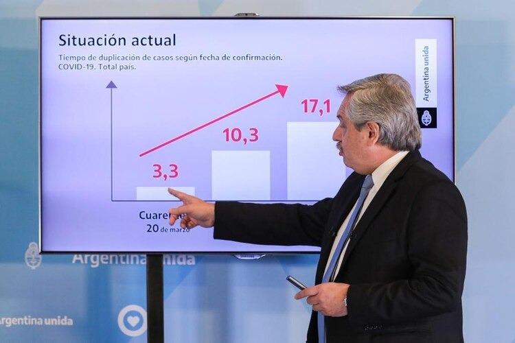 Estos son los anuncios realizados por el Presidente para la nueva etapa de cuarentena