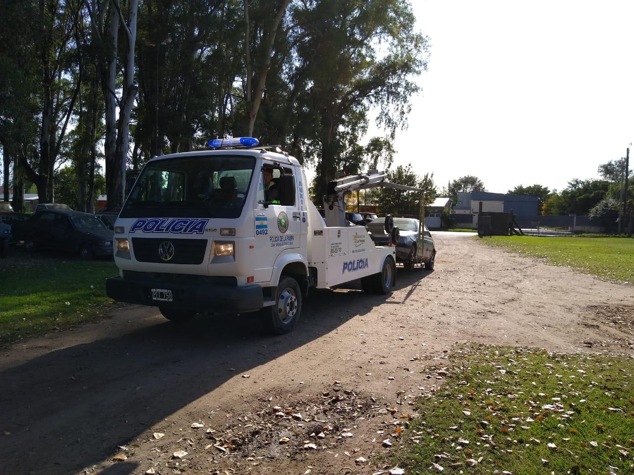 La justicia le ordenó a la policía que  comience a entregar los vehículos secuestrados durante  la cuarentena en General Pico y zona norte