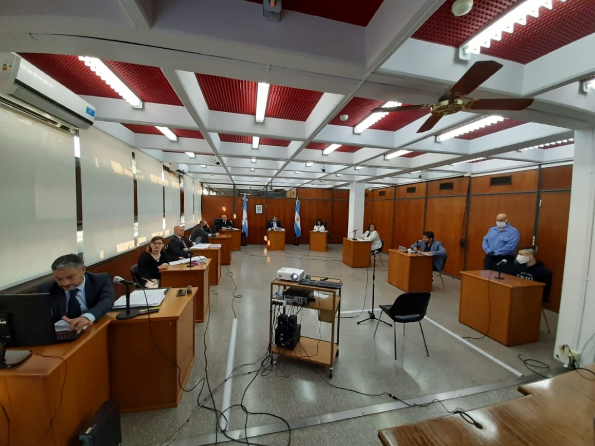 Comenzó el juicio a Enzo Walter Gauna por el femicidio de Valeria Coggiola